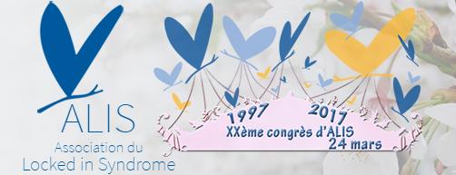 ALIS : Le congrès annuel de l'Association du Locked in syndrome du 24 mars, en live sur Youtube !