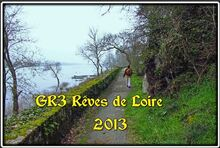 Sur le GR3 « Rêve de Loire » entre Oudon et Nantes