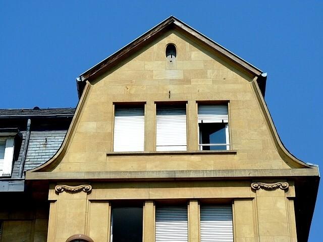 Les frontons de Metz 104 Marc de Metz 2013