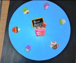 plateau table enfant