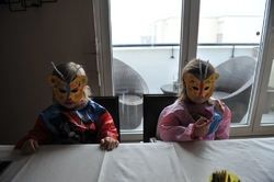 "Atelier ""Masques carnaval"""