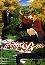 Manga - The ancient magus bride, tome 3