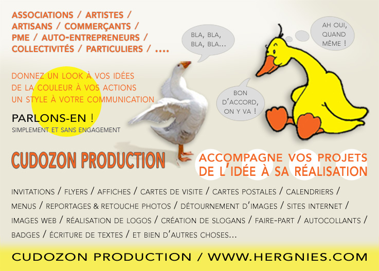 CUDOZON PRODUCTION