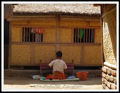 25 Juillet 2014 - Sade... un village Sasak...