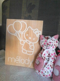 kitty mélody