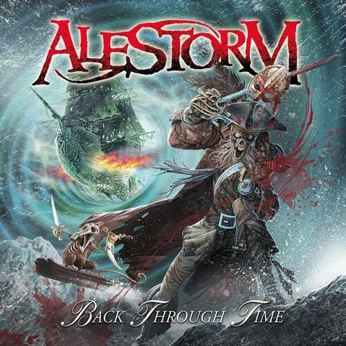 [Traduction] Back Through Time - Alestorm