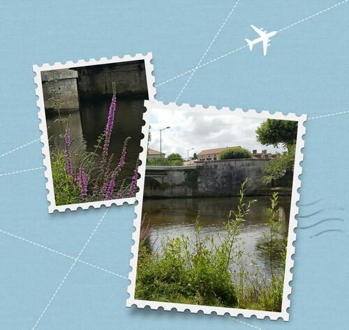 De retour d'un court séjour en Périgord et Quercy...