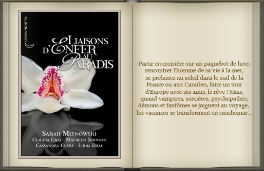 « Liaisons d'enfer au paradis » de Cassandra Clare, etc.