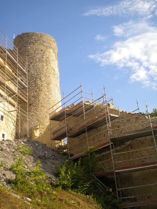 le château de Tallard