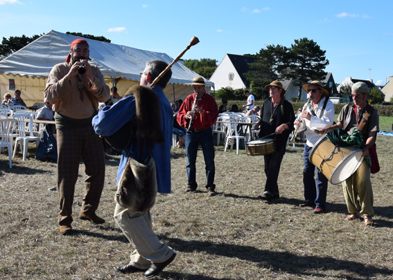 La Banda Tchok à Fouesnant