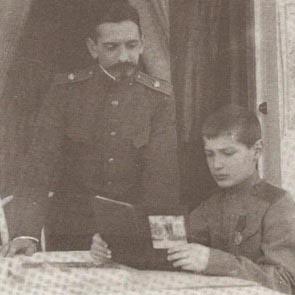 PIERRE GUILLARD, Le Précepteur des Romanov