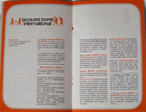 l'Actionnaire 1974