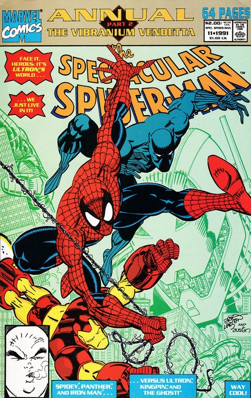 The Spectacular Spider-man Annual 11-14