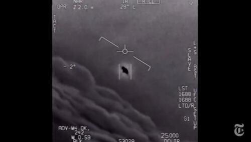 OVNI: la vidéo secrète dévoilée par le Pentagone