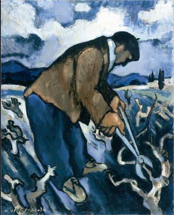 Martin Vivès, peintre catalan