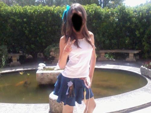 Mon 1er cosplay fait main : Lucy Heartfilia de Fairy Tail