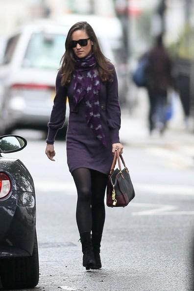 Pippa à Chelsea
