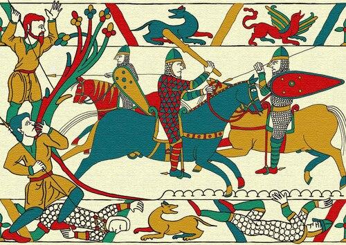 1066-2016 : 950e anniversaire de la bataille de Hastings