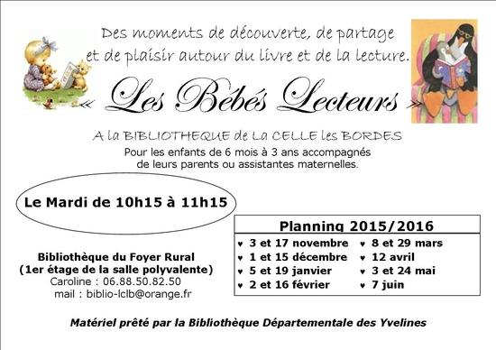 BB LECTEURS 2015-2016
