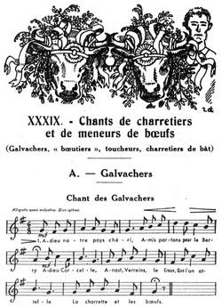 Les Galvachers du Morvan