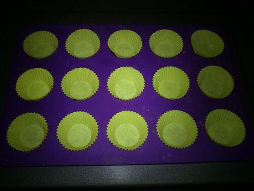 # Réveillon du Nouvel An# Mignardise n°1 : Tout Petit Moelleux Chocolat et Chantilly