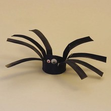 Fabriquer une araignée