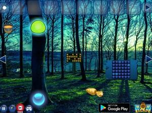 Jouer à Bubble forest escape