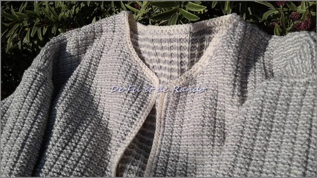 Mon défi tricot (suite et fin)