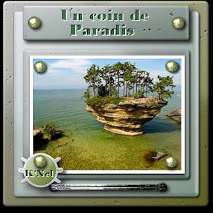 """"""" Un coin de paradis"""""""