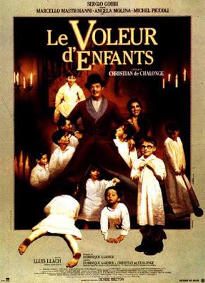 Похититель детей / Le voleur d'enfants. 1991.
