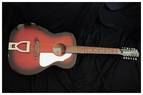 Guitare Eko Ranchero 12