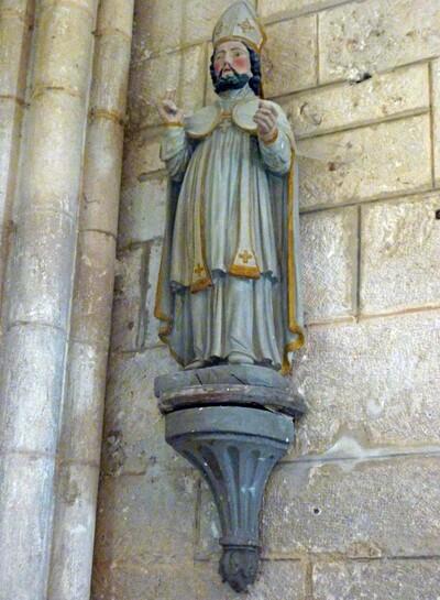 """""""Un jour, une église"""" : visite guidée de l'église de Coulmier-le-sec"""