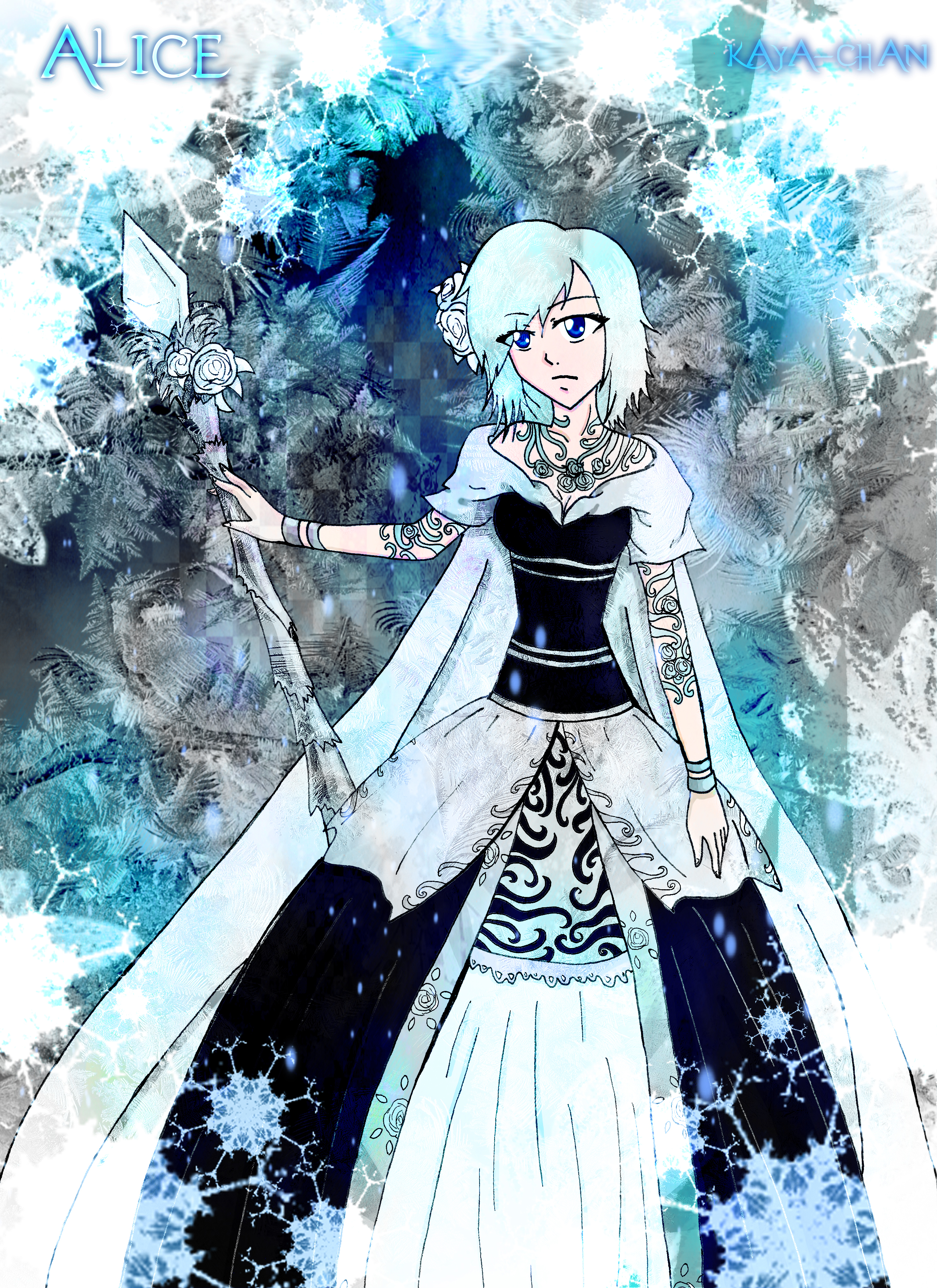 Créa' sur Alice