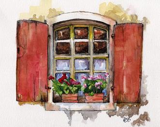 Les fenêtres ...