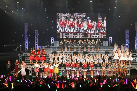 "Une ""Hello! Project COUNTDOWN PARTY"" pour 2016 !"