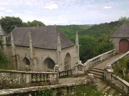 -Chapelle Sainte Barbe (Le Faouët)