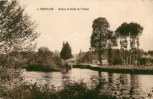 Famille Durand Vincelles (89)