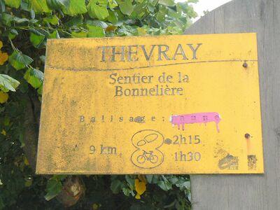 Le circuit de la Bonnelière