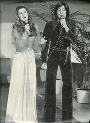 1973: ROBE CŒUR & COMBI CLOUTÉE !