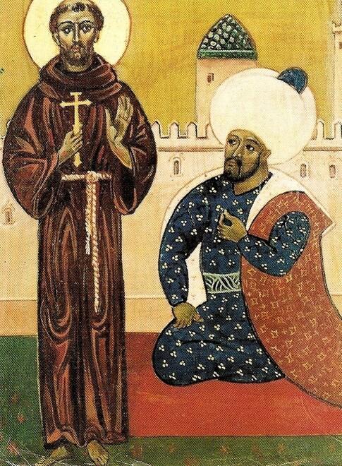 Le franciscain et le soufi - Service national pour les relations ...