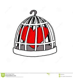 amour emprisonné