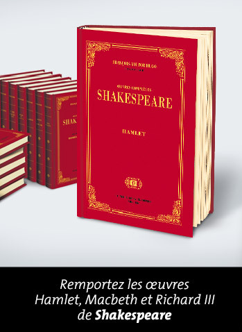 Concours Shakespeare