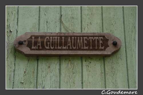 Jardin de la Guillaumette # 1