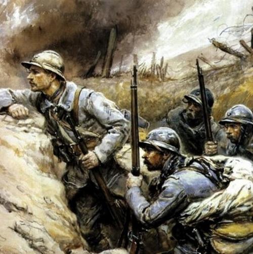 CHANTOUVIVELAVIE : BONJOUR - 11 11 2016 - Armistice 1918