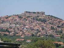 Molyvos citadelle