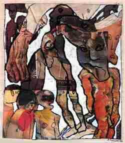 Comment l'artiste (Alain Lacoste)