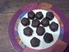 petits chocolat fourrés noix de coco (genre Bounty)
