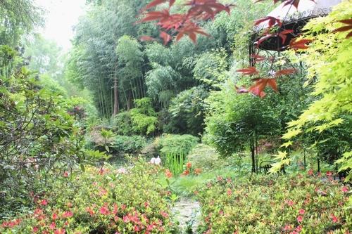 Jardin d'atmosphères du petit Bordeaux