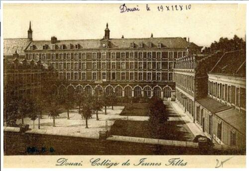 1914 - 1918 : Un lycée en guerre