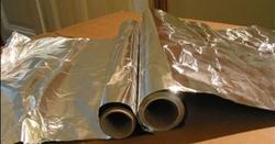 Le papier aluminium